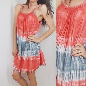 Dresses & Skirts - Hawaiian vacation beach dress!